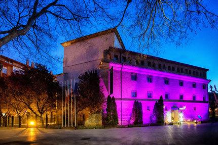 Hotel-Monasterio-Benedictino-Calatayud-Zaragoza
