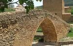 Medieval bridge in La Pobla del Bellestar, Castellón / ALC.
