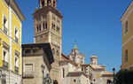 The town of Teruel, its cathedral was declared World Heritage Site by the UNESCO / ALC.