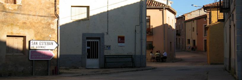 Aldea de San Esteban, Soria