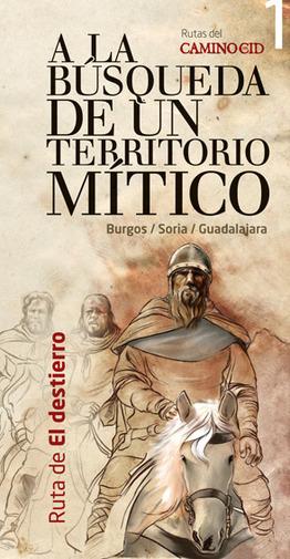 """Guía-folleto """"A la búsqueda de un territorio mítico"""""""