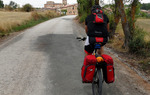 The cycling tourist routes on the Way of El Cid let you travel along roads with little traffic through very quiet and safe rural environments. A different way of seeing Spain! / ALC.
