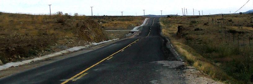 Road in Retortillo de Soria