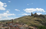 Castle of Huesa del Común, province of Teruel / ALC.