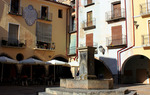 The village of Onda, province of Castellón / ALC.