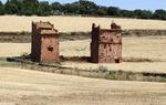 Ancient dovecotes in the Way of el Cid / ALC.
