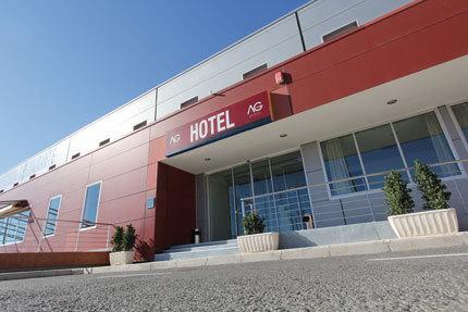 Hotel-Sercotel-AG-Express-Elche-Elche Alicante