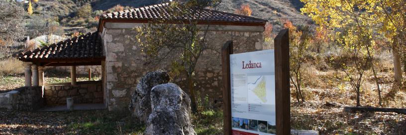 Ledanca, Guadalajara.