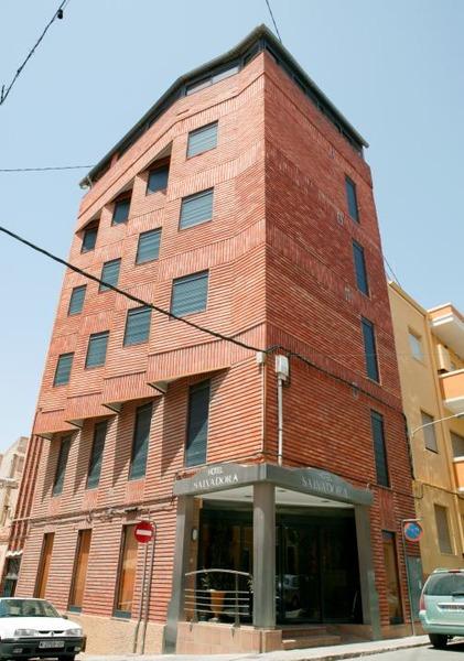 Hotel Salvadora Villena Alicante