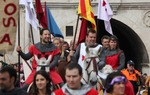 Burgos, during the festivity of El Cid, the first weekend in october / ALC.