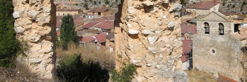 Castillejo de Robledo, Soria.