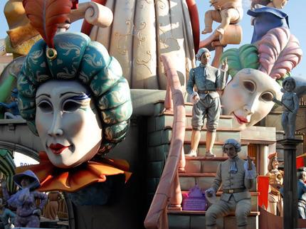 Fallas of Sagunto, Festivity of National Tourist Interest