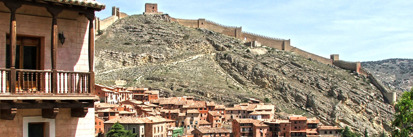 Albarracín, Teruel.