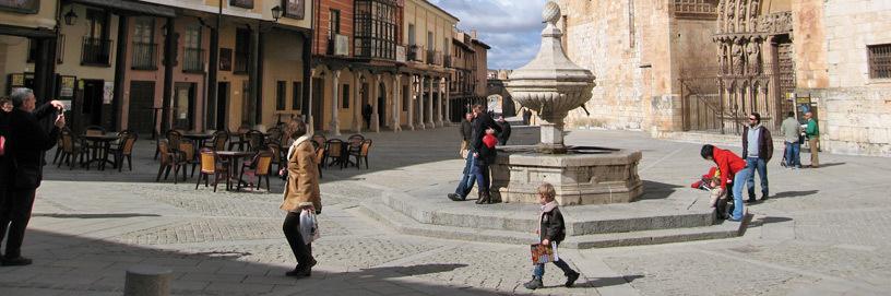 El Burgo de Osma, Soria.