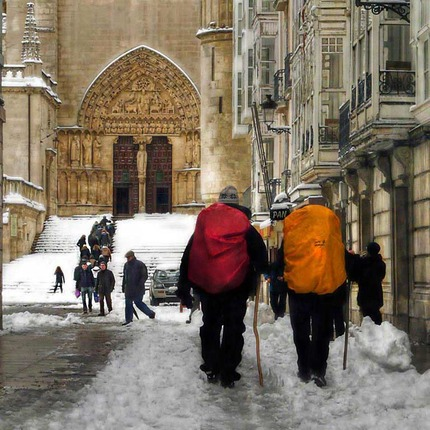 The Way of Saint James, Burgos / SODEBUR.