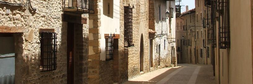 La Iglesuela del Cid, Teruel.