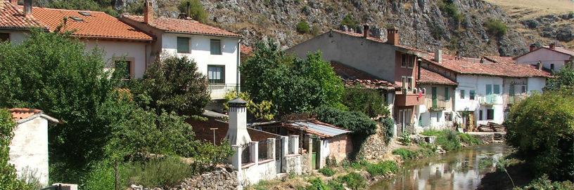 Huerta de Rey, Burgos.