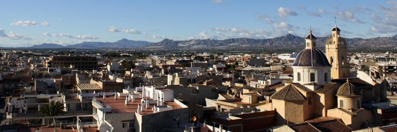Cox, Alicante.