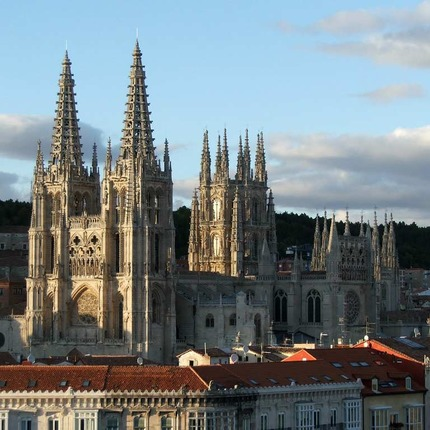 Cathedral of Burgos / PAB.