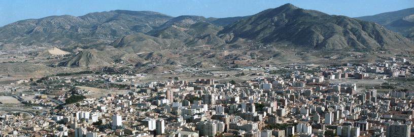 Elda, Alicante. Diputación de Alicante.