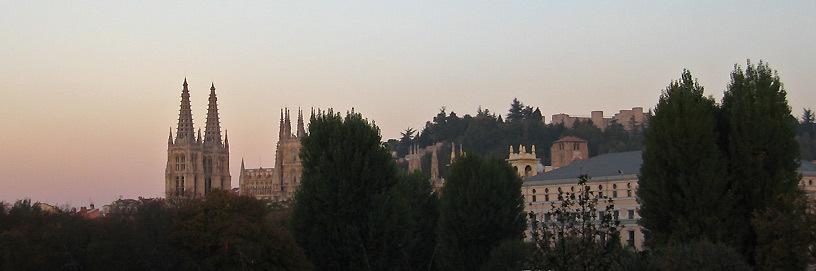 View of Burgos.