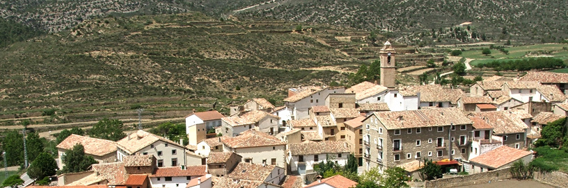 Nogueruelas, Teruel.