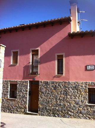 Casa-Rural-La-Ontina---Puebla-de-Valverde-Teruel.