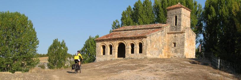 Hermitage of Santa Cecilia in Barriosuso - Santibáñez del Val, Burgos