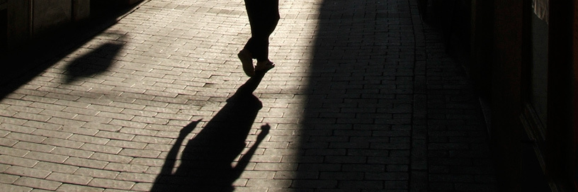 Walking. Molina de Aragón, Guadalajara.