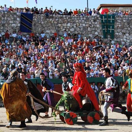 Festival of Medieval Theatre in Hita