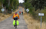 A different way to discover Spain by bike. The roads of Camino del Cid are mainly quiet minor roads with little or hardly any traffic / ALC.