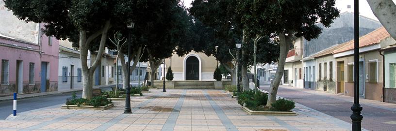 Granja de Rocamora, Alicante. Diputación de Alicante