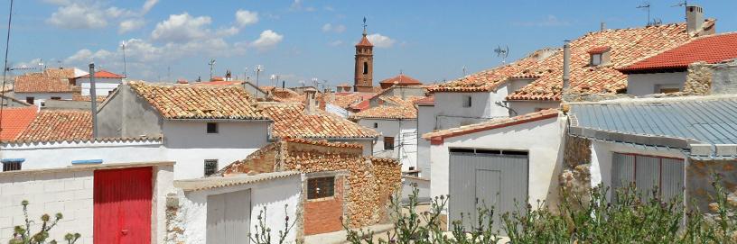 Cortes de Aragón, Teruel.