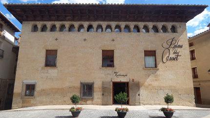 Hotel Palau-dels-Osset-Forcall-Castellón