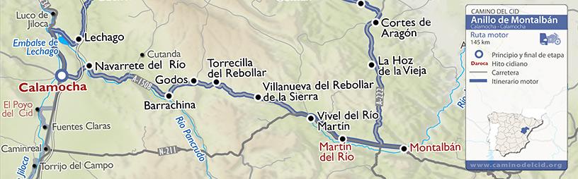 Cabecera mapa Motor Anillo-de-Montalbán