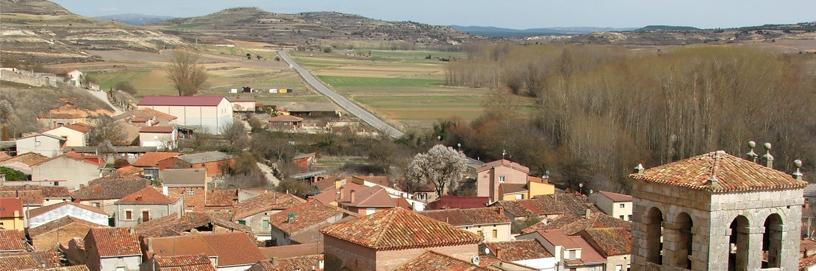 Coruña del Conde, Burgos.