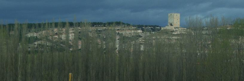 Langa de Duero, Soria.