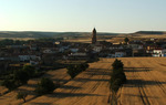 Sunset in Torrecilla del Rebollar, Teruel / ALC.