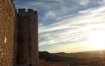 Atardeceres silenciosos a la sombra de castillos