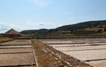 Saltworks in Salinas de Almallá, Guadalajara / ALC.