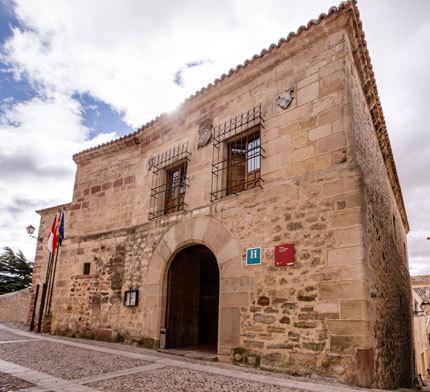 Palacio de los Molina Molina de Aragón Guadalajara