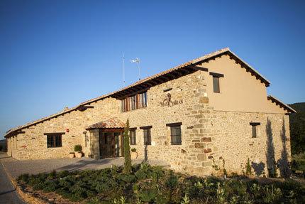 Hotel Mas de Cebrián, último alojamiento en incorporarse a la Red de Sellado del Salvoconducto del Camino del Cid
