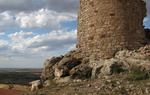Monforte de Moyuela castle, Teruel / ALC.