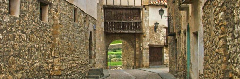 Mirambel, Teruel.