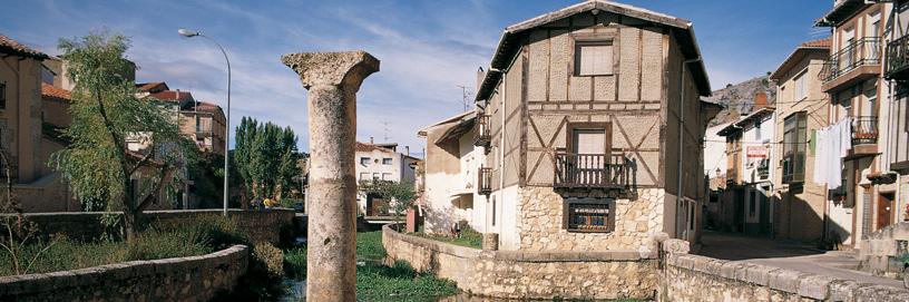 Huerta de Rey, Burgos. Diputación de Burgos.